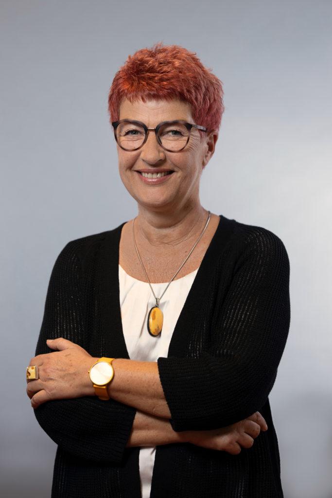 Porträt von Carla Kniestedt MdL